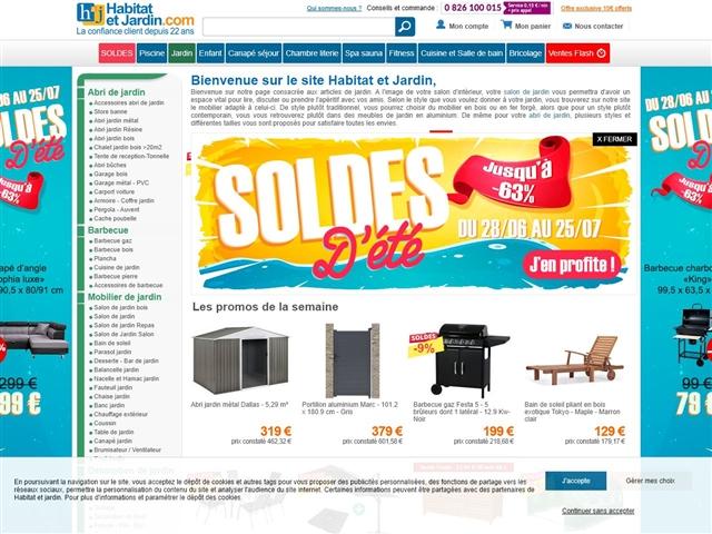 Habitat et Jardin.com : Jardin