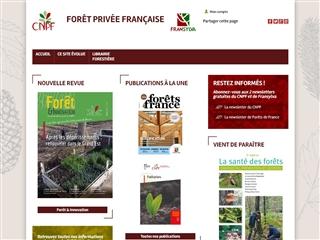 CNPF - Forêt Privée Française