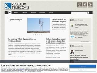 Réseaux & Télécoms - CSO