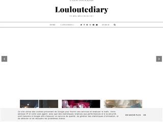 Louloutediary : En cuisine
