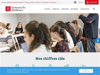 Institut d'études politiques (IEP) de Bordeaux