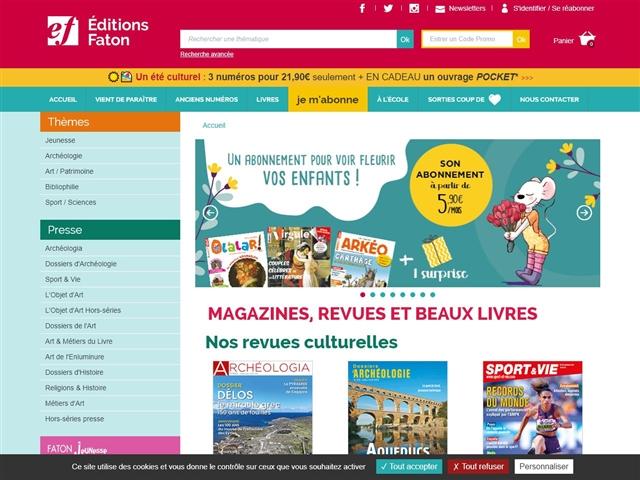 Editions Faton