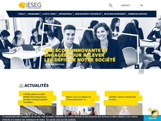 Institut d'économie scientifique et de gestion (IESEG)