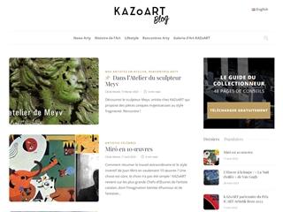 Kazoart : Blog