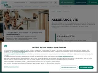 Crédit Agricole : Assurance vie
