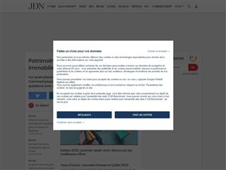 JDN - Journal du Net : Patrimoine