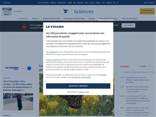 Le Figaro : Sciences
