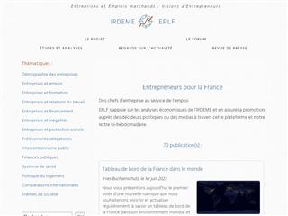 Entrepreneurs pour la France