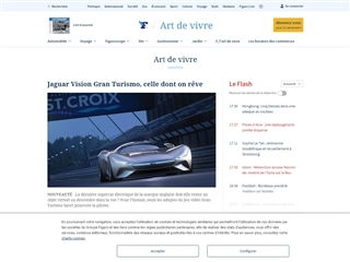 Le Figaro : Lifestyle