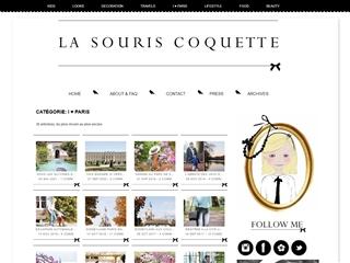 La Souris Coquette : I Love Paris