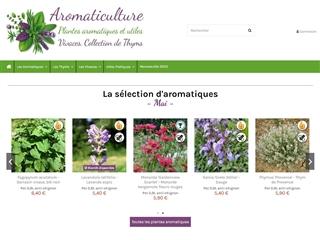 Aromaticulture