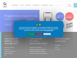 Grenoble École de Management (Grenoble EM)