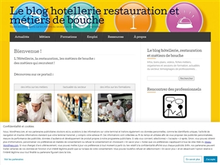 Le Blog Hôtellerie, Restauration et Métiers de Bouche