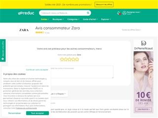 Ma-reduc.com : Zara