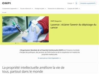 Organisation Mondiale de la Propriété intellectuelle