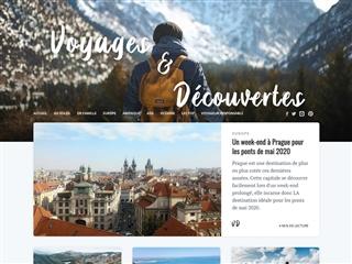 Voyages & Découvertes