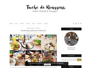 Tâche de Rousseur : Mes Bonnes Adresses à Paris