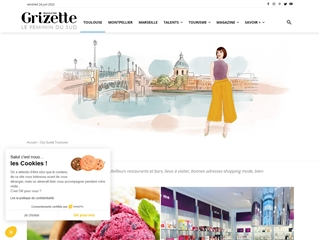 Magazine Grizette : Toulouse
