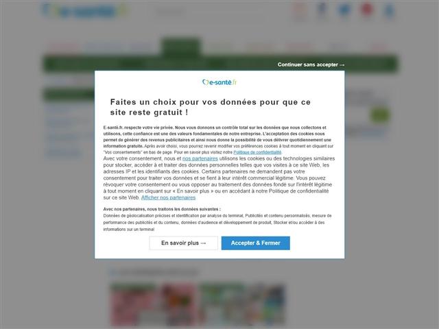 E-santé.fr : Médicaments