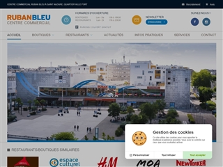 Centre commercial Ruban Bleu (Saint-Nazaire)