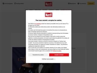 Paris Match : People