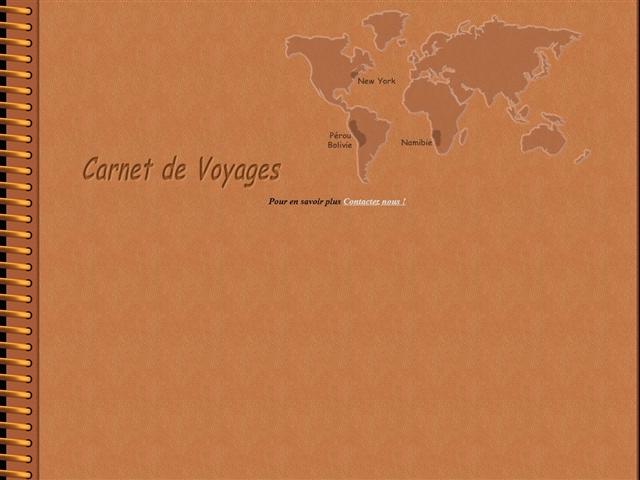 Carnet de Voyages - Pérou Bolivie