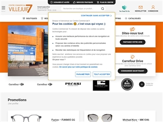 Centre commercial Villejuif 7